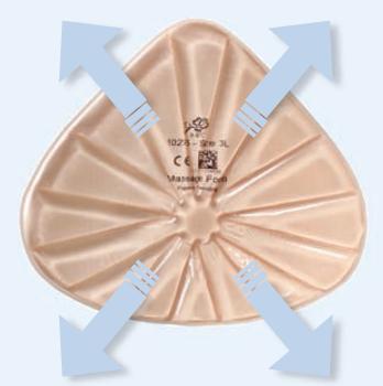 Prótesis masaje para mujeres mastectomizadas