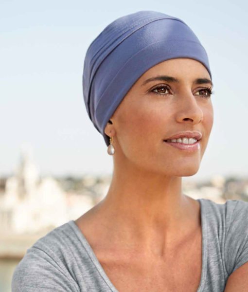 Turbante azul lavanda - ABC Ibérica