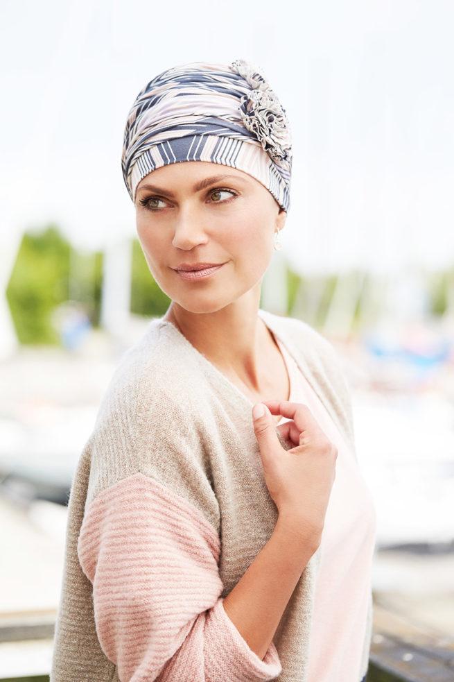 Turbante modelo Sienna para quimioterapia 925-55